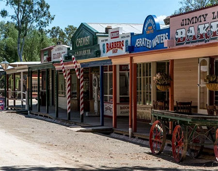 4 day Pioneer Towns Along the Mighty Murray - May 2016